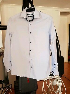 Mens suit shirt