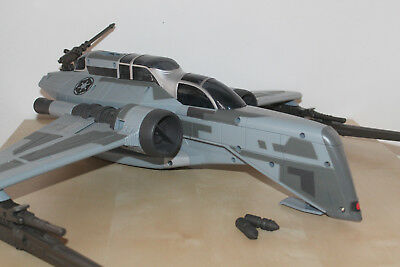 ARC-170 FIGHTER Shadow Squadron Star Wars Clone Wars 2009