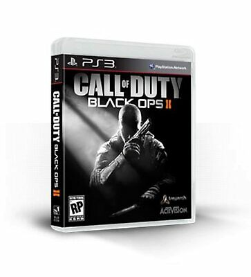 Call Of Duty Black Ops 2 For PlayStation 3 PS3 Very Good 7Z