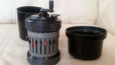 Curta Type II Calculator - Superb Near Mint Condition