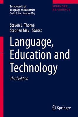 Language, Education and Technology, Steven Thorne