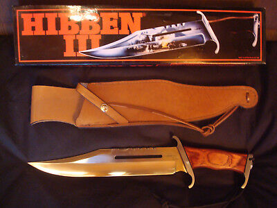 Couteau RAMBO III 3 Gil HIBBEN Bowie Stallone Hunting Knife United Cutlery GH201