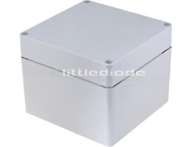 AB121210 Enclosure multipurpose EURONORD X120mm Y122mm Z95mm ABS FIBOX x1 pieces