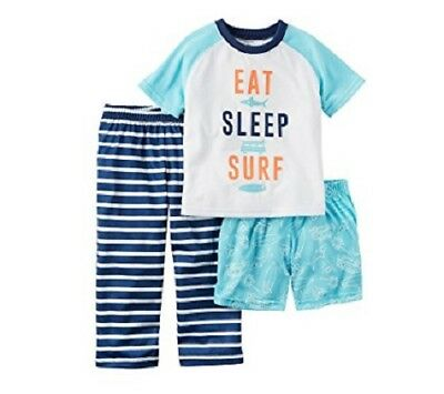 4538b76fd CARTER S SUPER SECRET Agent Spy 3-Piece Pajamas Set Infant Baby Boy ...
