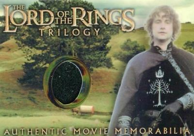 Lord of the Rings Trilogy Chrome Pippin's Gondorian Tunic Costume Card