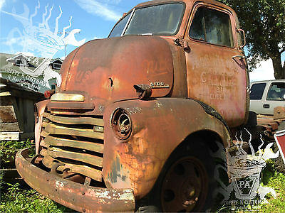1953 Chevrolet Other Pickups  Chevrolet Chevy COE HOTROD PATINA SHOP TRUCK  cab over