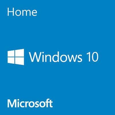 Windows 10 Home 32/64 Bit - Licenza - Product Key - Esd - Per Sempre