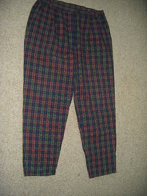 size 18 Ladies Summer JRB Golf Trousers