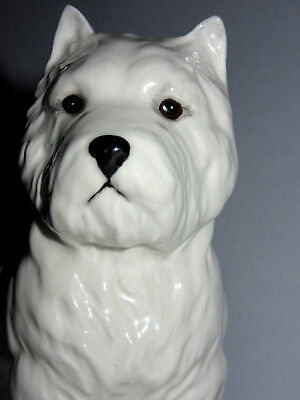 beswick england westie dog figurine west highland terrier