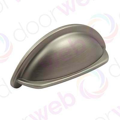 ANTIQUE CUP HANDLE Kitchen Cupboard Ariel Door Chest Drawers Pull Handles Pewter