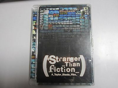 Stranger Than Fiction RARE Surfing DVD Taylor Steele Film PAL VERSION