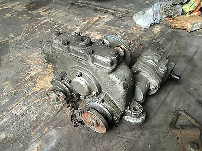 Leyland Leopard Auxiliary Gearbox
