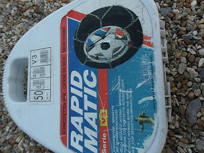 snow chains by Rapid Matic