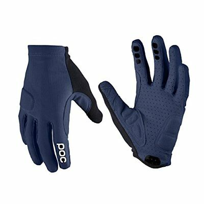 POC Index Flow Cycling Gloves - Men's (Boron Blue / (S) Small)