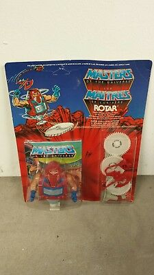 Masters of the universe Rotar MOC Mattel Motu unpunched