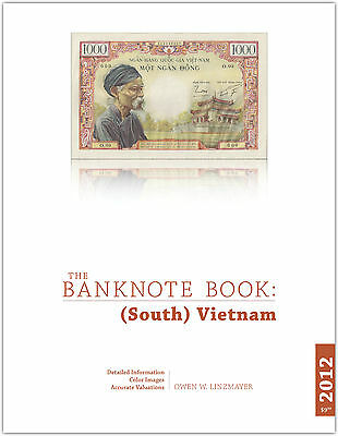 South Vietnam chapter from new catalog of world notes, The Banknote Book