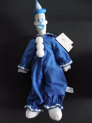 Vtg 1987 Ko-Ko The Clown Doll Baby Boop's Companion By Presents Of Hamilton Gift