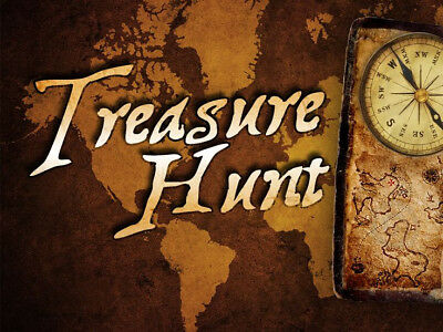 Treasure Hunting business - Be the next Drew Pritchard! 2 businesses only £5.50