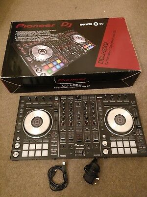 Pioneer DDJ SX2 Performance 4 Channel DJ Controller with Serato Flip