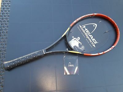 New  Head Intelligence Radical MP (made in Austria) Agassi RARE  Racket Racquet