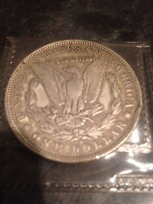 1887 O Morgan Dollar
