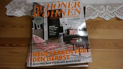 wohnen garten oktober 2017 magazin zeitschrift. Black Bedroom Furniture Sets. Home Design Ideas