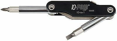 Klein Tools 32535 10-Fold 10-in-1 Screwdriver/Nut Driver
