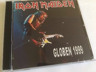 Iron Maiden Globen Sweden Ed Hunter Tour 1999