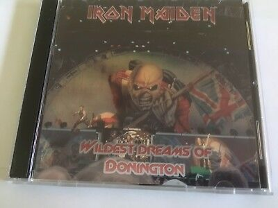 Iron Maiden CD Donington Download Edward The Great Tour 2003