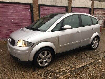 2001 Audi A2, 1.4  FULL PANORAMIC ROOF