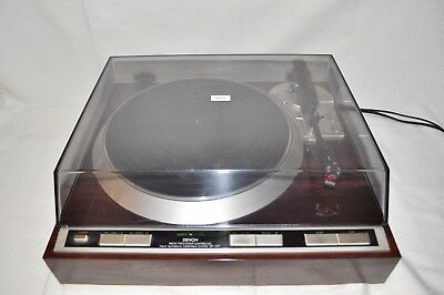 DENON DP-37F Automatic Turntable System Plattenspieler
