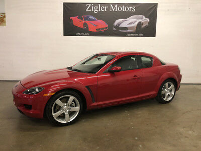 2005 Mazda RX-8  2005 Mazda RX8 Red,6 Speed Manual,One Owner,50kmi Perfect