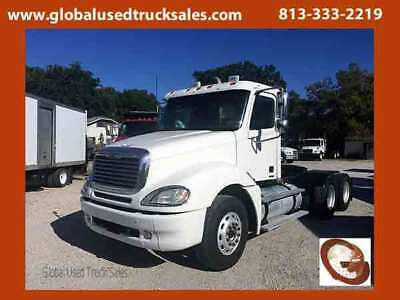 2010 Freightliner Columbia Tandem Axle DaycabTractor Semi Truck, Tampa FL