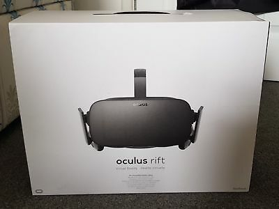 BRAND NEW BOXED SEALED Oculus Rift VR