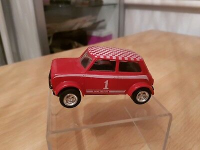 SCALEXTRIC MINI previously displayed