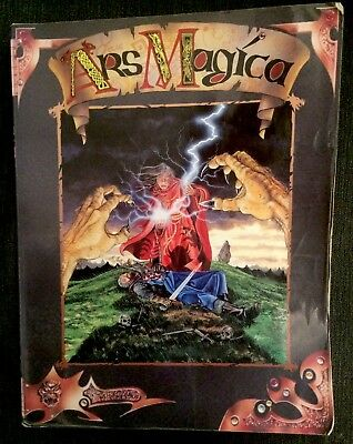 Ars Magica 3rd Edition (WW0203) Core Rulebook, Softcover