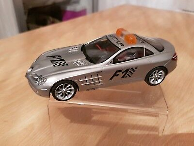 SCALEXTRIC MERCEDES-BENZ SIR SAFETY CAR previously displayed