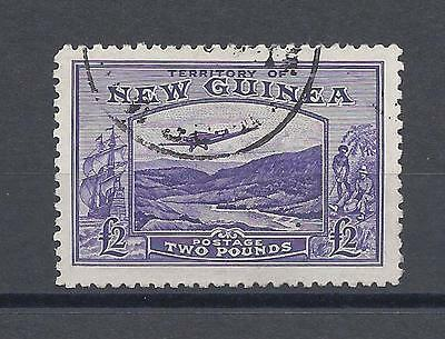 NEW GUINEA 1935 SG 204 Fine Used Cat £140