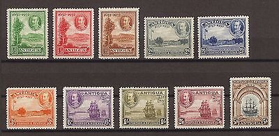 ANTIGUA 1932 SG 81/90 SUPERB MNH Cat £225