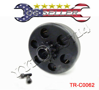 Go-Kart Mini-Bike Part Centrifugal Clutch 3/4 INCH bore 12 tooth 2HP-6.5HP