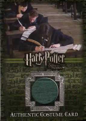 Harry Potter Order of Phoenix Slytherin Robes Costume Card C13 HP #249/560