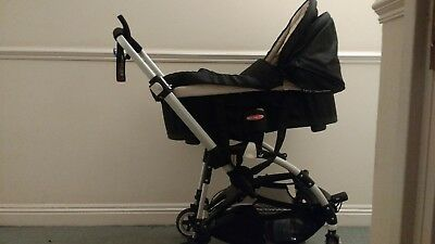 microlite carrycot fits bugaboo bee