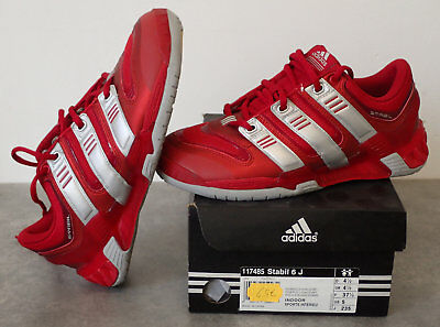 ADIDAS Chaussure hand / volley  STABIL 6 JR   T:37  NEUF