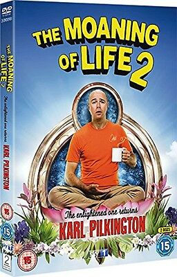 The Moaning of Life - Series 2 - Karl Pilkington: New dvd