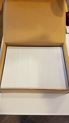 100 Inkjet Printable Magnetic Business Cards Sheets 1000 Pre Cut