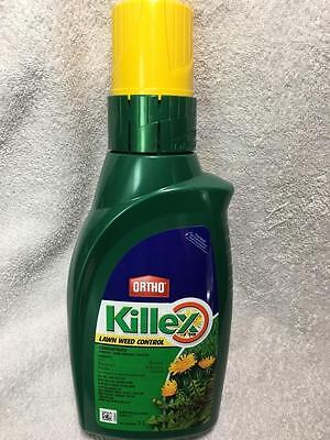 FREE🇨🇦EXP SHIPPING Killex Lawn Weed Control CONCENTRATE 1L Liquid Herbicide