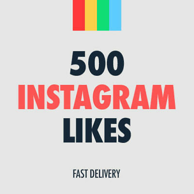 500 Instagram/Likes Or Video/Views - Fast and 100% Safe - UK Seller