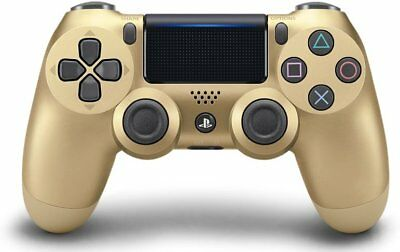 Sony - Dualshock 4 Wireless Controller for Sony PlayStation 4 - Gold NEW