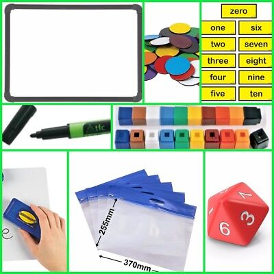 Student Learning Pack 2:  Counting to 10  Teacher Resource