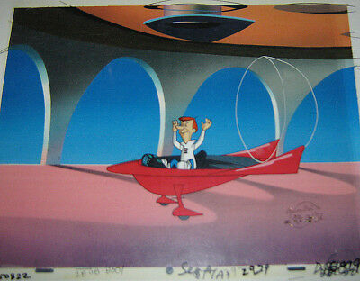 Original production cel - Jetsons: The Movie